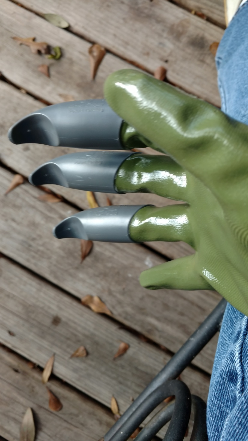 Ultimate garden gloves